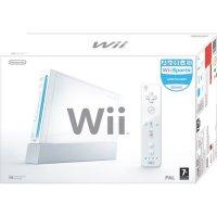 Набор для двоих Nintendo Wii Black Sports Resort Pack + Wii Remote + Wii MotionPlus + Nunchuk Controller